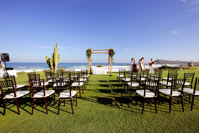 Wedding Canopy in Los Cabos