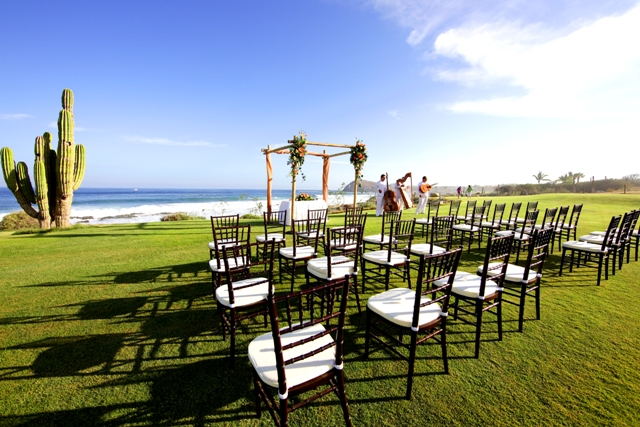 Cabo Wedding Chuppah