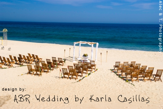 Los Cabos Wedding Collections by Karla Casillas