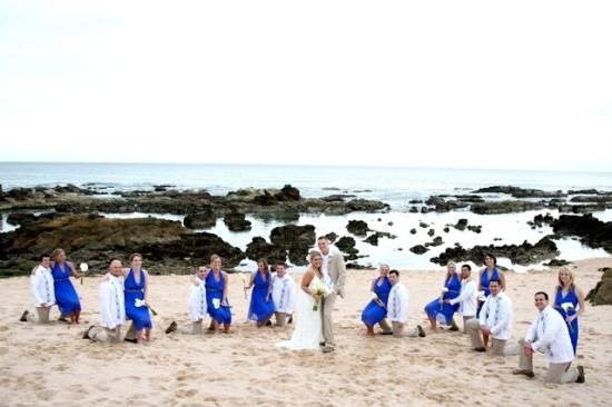 Fiesta Americana Los Cabos Beach Wedding