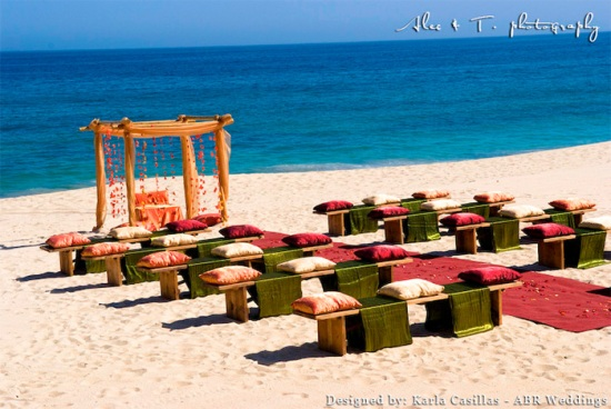 Professional Wedding Planner Los Cabos by Karla Casillas