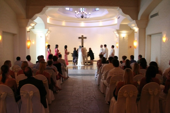 Sheraton Wedding Chapel Los Cabos
