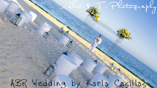 Moonlight Cabo Wedding
