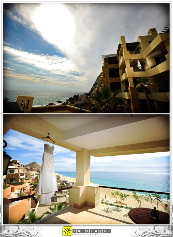 Wedding at Capella Pedregal