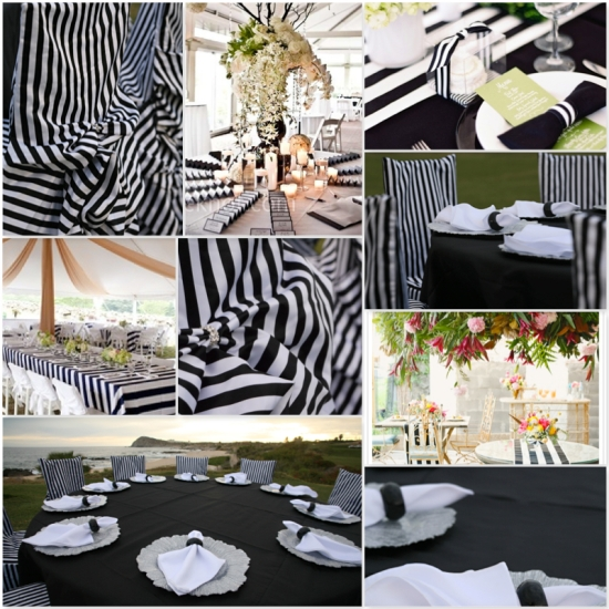 Karla Casillas Black & White Wedding Ideas 4